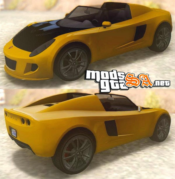 SA - Coil Voltic V2 do GTA V