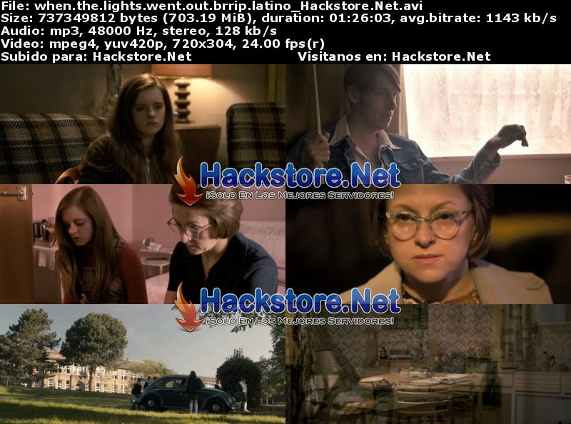 Captura La Posesión De Sally (2012) DVDRip Latino