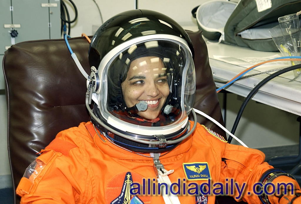Kalpana Chawla  Nothing in Particular Blog