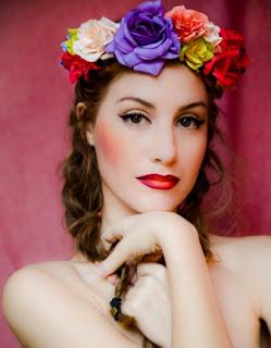 cursos de maquillaje en asociacion maquilladores - Maquilladora alumna Veronica Hitos