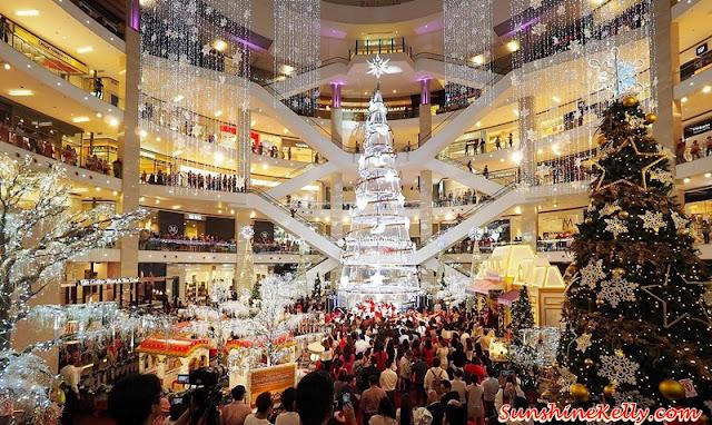 Tallest Swarovski Christmas Tree in Asia, Christmas Sparkles, Sparkling Christmas, Pavilion Kuala Lumpur, Swarovski Christmas Tree, Swarovski, Swarovski Fall Winter 2015