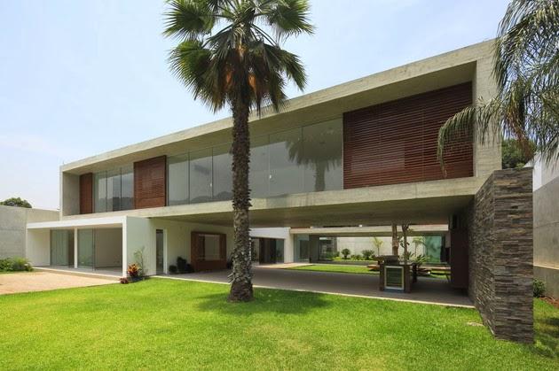 desain rumah modern minimalis 2013