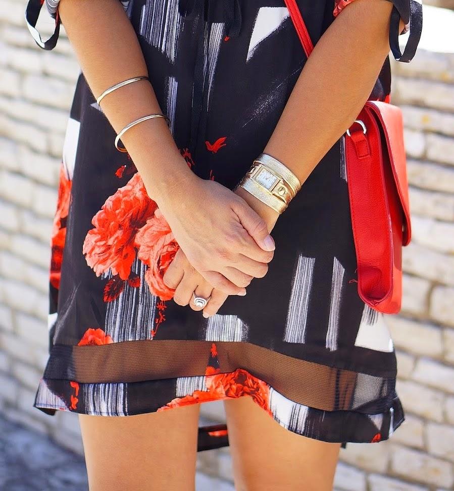 Simply Vera Shirt dress, The perfect Shirt dress for summer, Kohl's, La Mer Watch