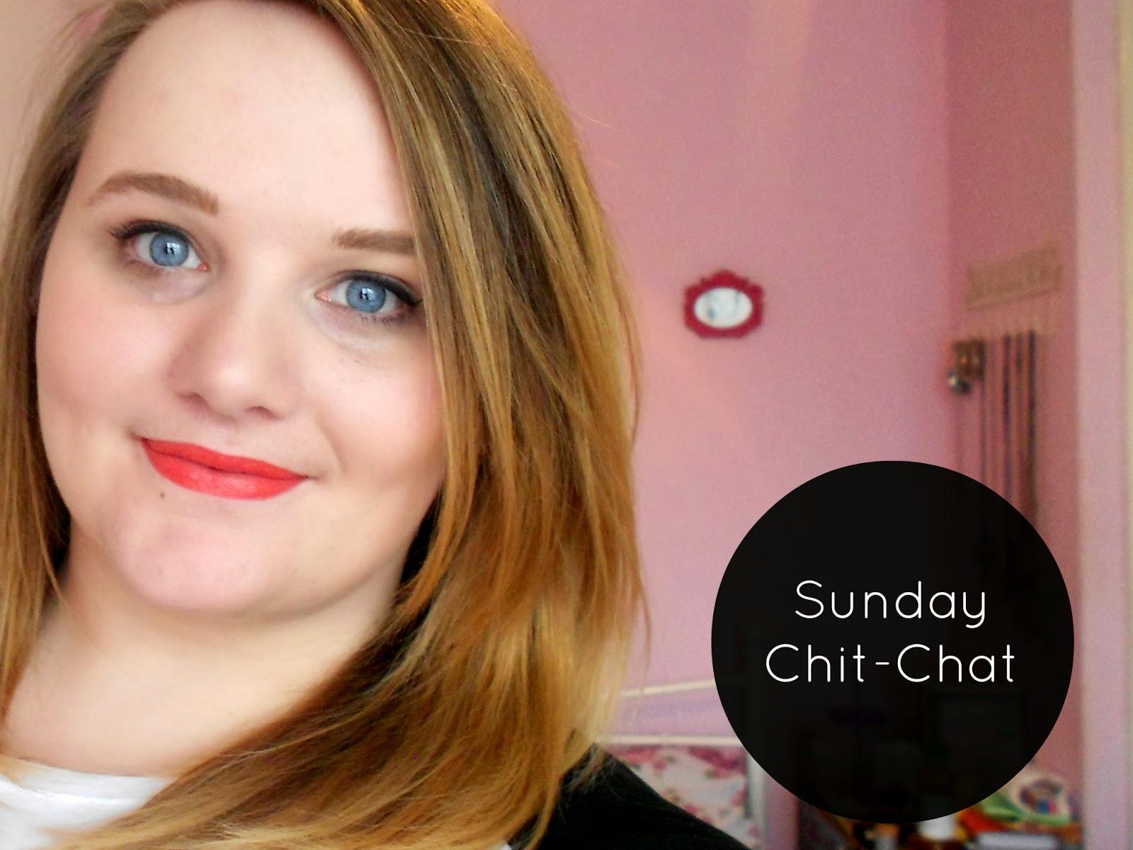 sunday lifestyle post uk blogger miners cosmetics lipstick