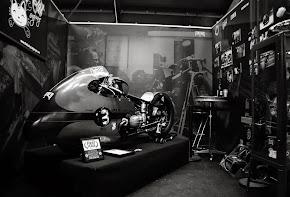 Salon Moto Légende '13.