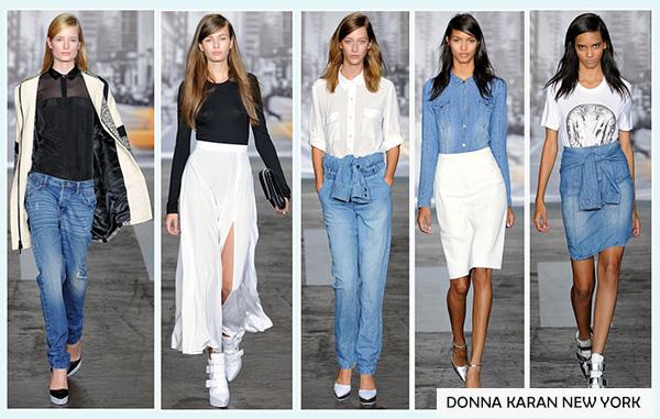 DKNY Coleccion primavera verano 2013