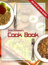 Interested in Jane's Cookbook for your collection? Click for details