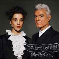 The Top 50 Albums of 2012: 27. David Byrne & St. Vincent - Love This Giant