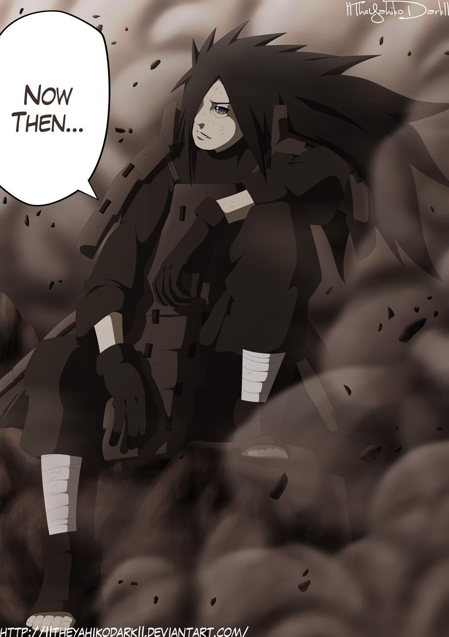 Naruto chap 618 Trang 19 - Mangak.info