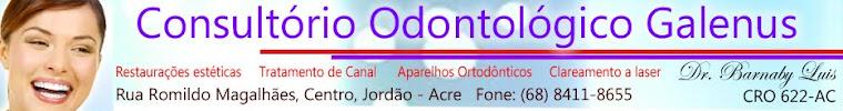 CONSULTÓRIO ODONTOLÓGICO GALENUS
