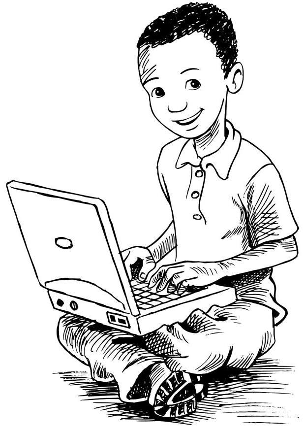 Dibujos Para Pintar En La Compu | Dibujos Para Colorear Online
