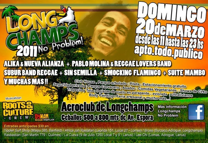 LONG CHAMP - 20 de Marzo