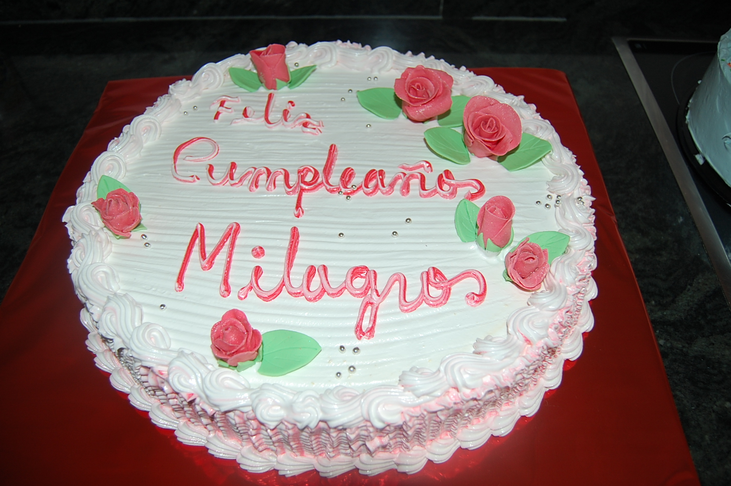 LORENA´S BAKE SHOP: TARTAS DECORADAS CON MERENGUE ITALIANO