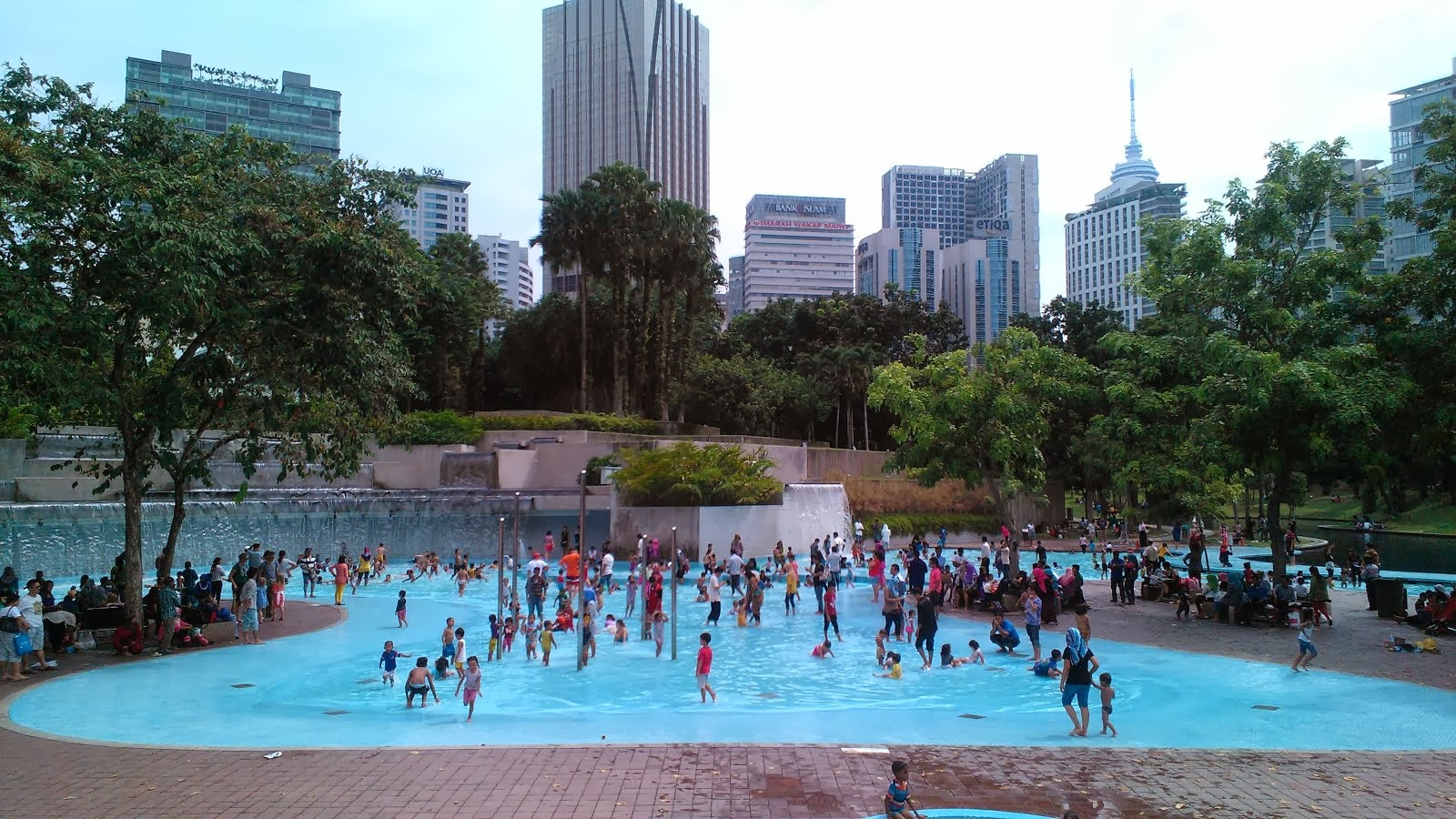 KLCC Playground & Pool