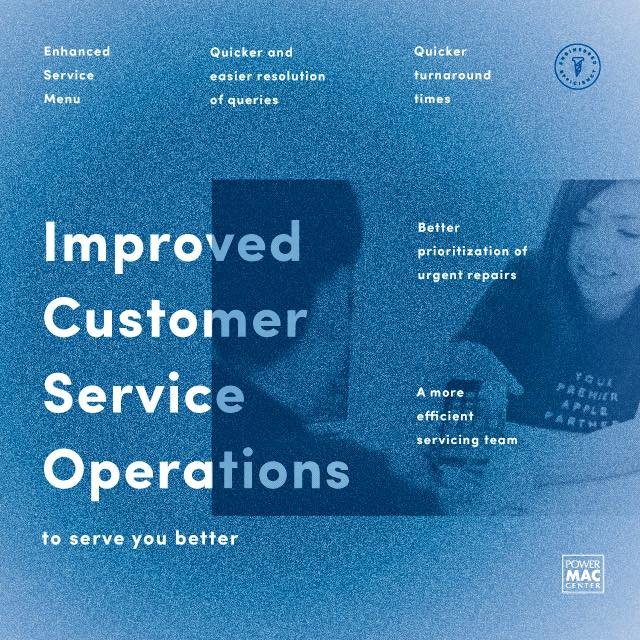 PMC's enhanced service provider operations