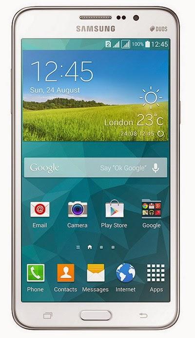 Spesifikasi Samsung Galaxy Mega 2