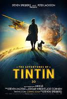 As Aventuras de Tintim: O Segredo do Licorne, de Steven Spielberg