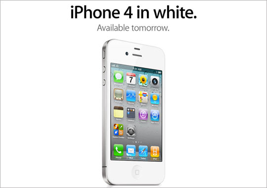 white iphone 4 release date. iphone 4 white release date