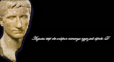 Augustus aja oke, apalagi gue
