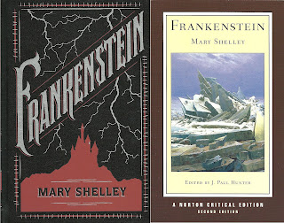 a literary analysis of the real monster in frankenstein by mary shelley Mary shelley's frankenstein the real monster in frankenstein • to teach students literary analysis.