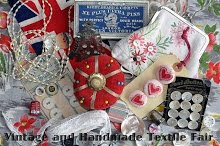 Vintage &amp; Handmade Textile &amp; Fashion Fair