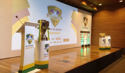 Times baianos conhecem os seus adversários na Copa do Brasil