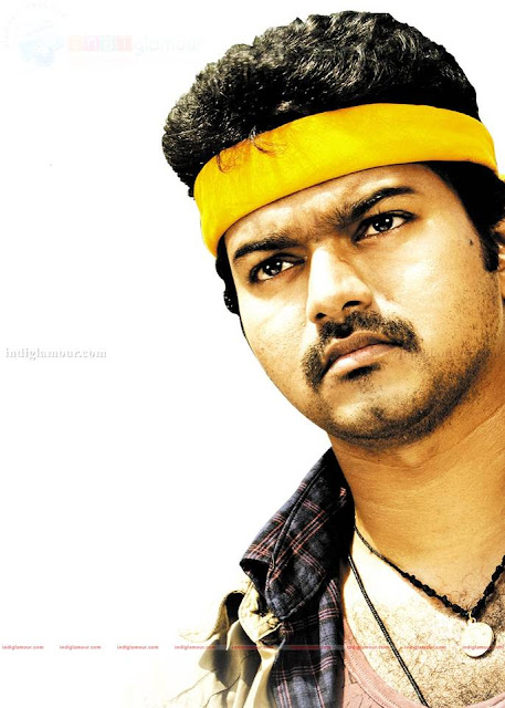 Vijay in 'Vettaikaran' Movie