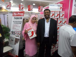 Tongkat Ali Nu-Prep 100 - HalFest 2011 PWTC, Kenyataan ' Industri Herba Menjana Ekonomi Baru'