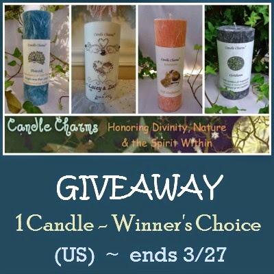 CANDLE CHARMS CANDLES