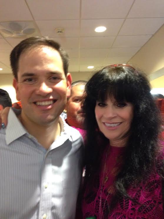 Me and Senator Marco Rubio