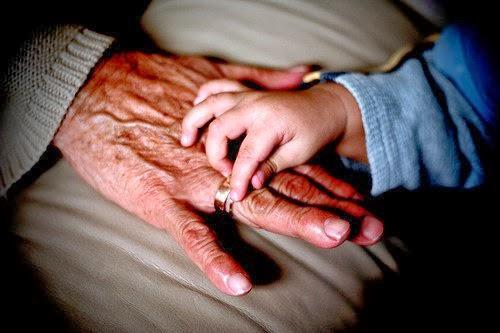 Los abuelos deberían ser eternos❤