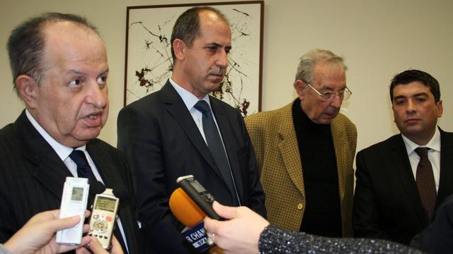 Συνάντηση Παυλίδη με Βούλγαρους Νομάρχες για μεθοριακό σταθμό Νυμφαίας και οδικό άξονα Δημαρίου - Ρούντοζεμ