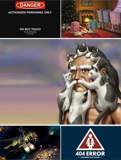 Смешные картинки Minimozg