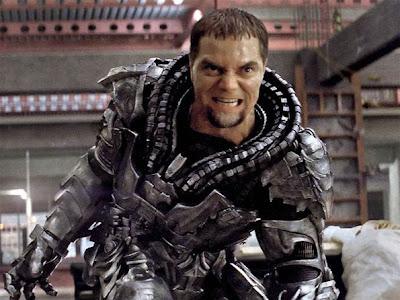Imagen de El Hombre de Acero con Michael Shannon como Zod