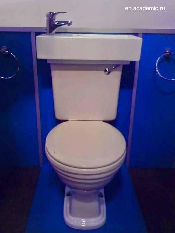 Arquitectura de casas lavabo ecol gico para el ba o - Modelos de inodoros ...