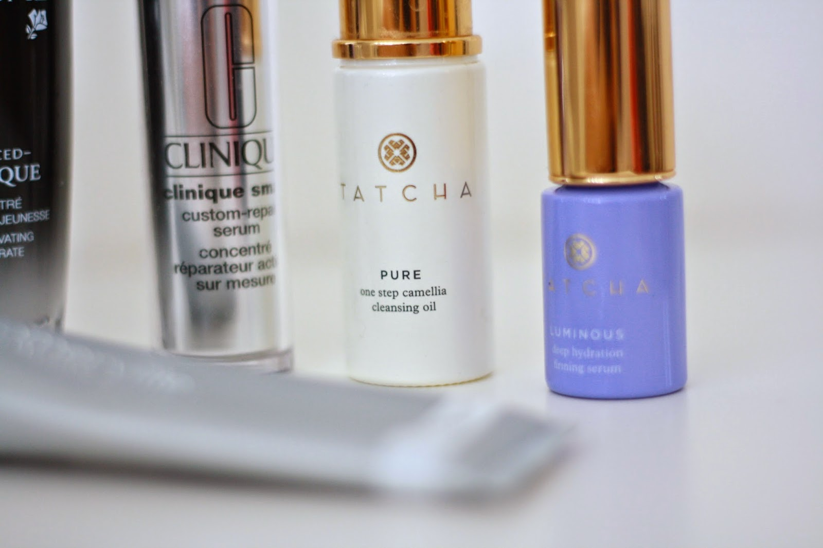 simplyxclassic, skincare, beauty, kate sommerville, tatcha, lancome genifique, burke williams spa, h2v,