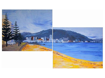 NZ Acrylic Landscapes