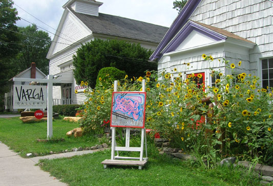 urbanretreatist: Woodstock, NY