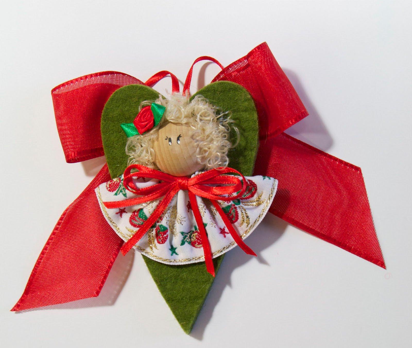 Creativamente miloe altri lavoretti per natale - Decorazioni natalizie fai da te per esterno ...
