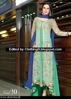 Charizma Eid Luxury Chiffon Collection 2015 Vol-3