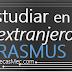 Programa de becas para estudiar en el extranjero con Erasmus +