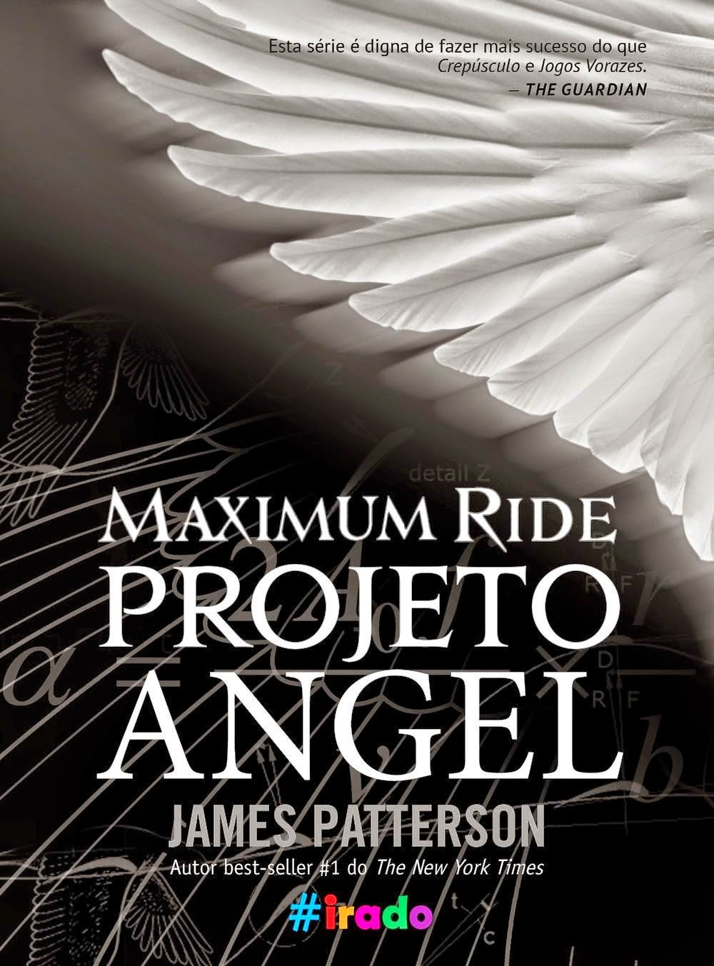 Capa - Maximum Ride - Projeto Angel - www.silencioqueeutolendo.com.br
