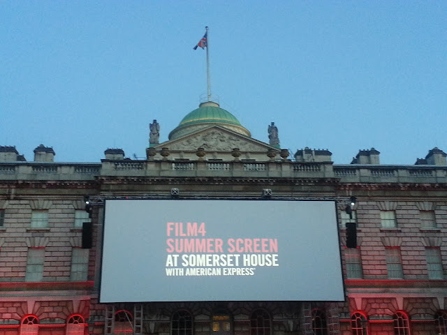 Film 4 Summer Screen at Somerset House review