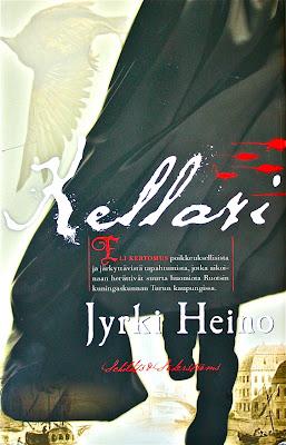 Jyrki Heino: Kellari (Schildts & Söderströms 2012)