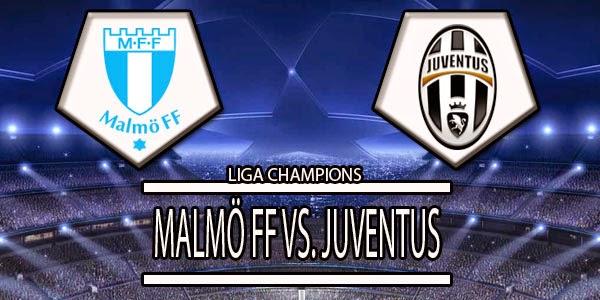 Domino Online : Prediksi Skor Malmo FF vs Juventus 27 November 2014