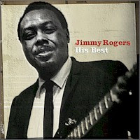 Cover Album of Jimmy Rogers - His Best
