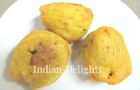 Batata Vada - Maharashtrian Snack