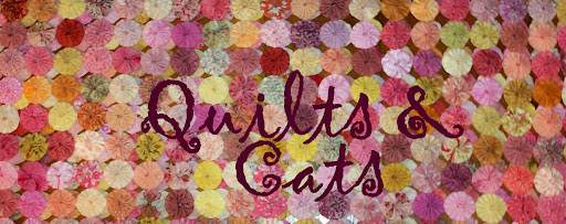 Quilts and Cats