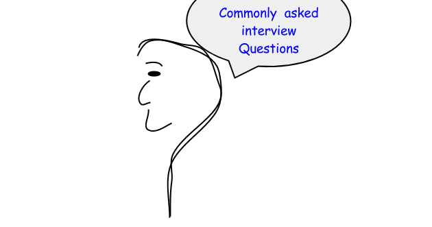most frequently asked interview questions