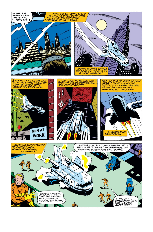 Captain America (1968) Issue #231 #146 - English 9